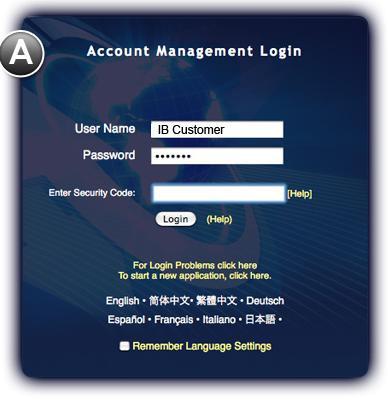 Online stock broker account