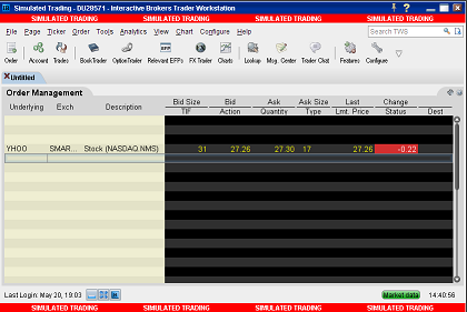 Stock market simulator, this site brings the best in stock market